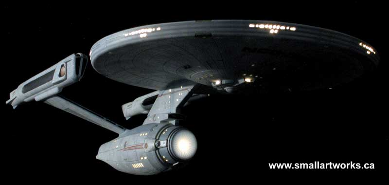 Starship Enterprise A