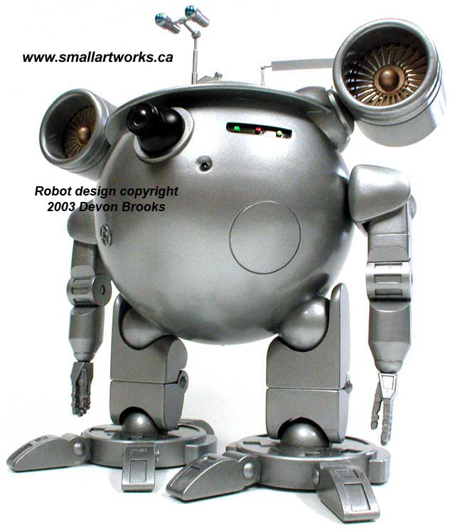 supper dupper robot write papers
