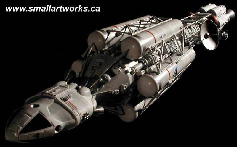 space 1999 spacecraft designs - photo #47