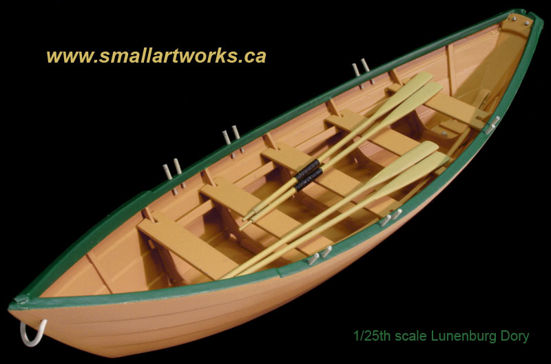 Wooden Boat Study Plans