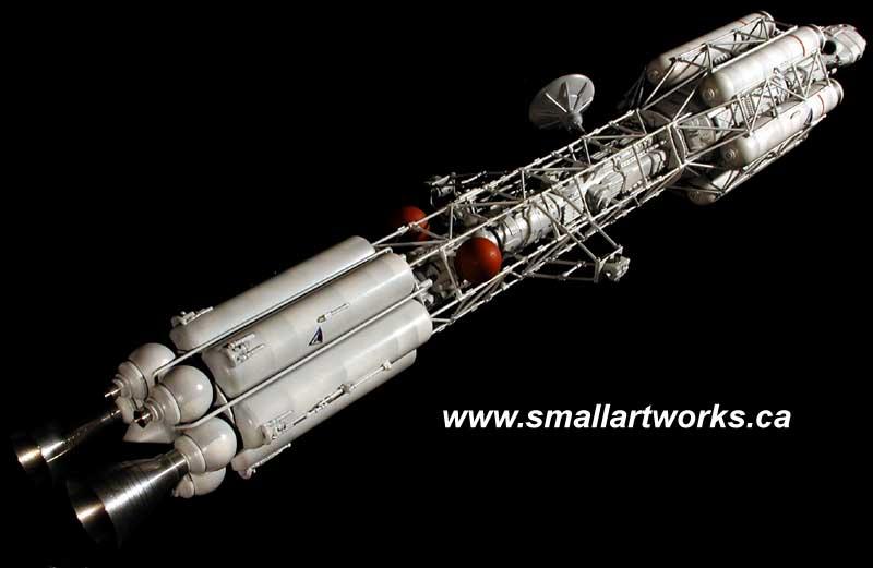 space 1999 spacecraft designs - photo #39