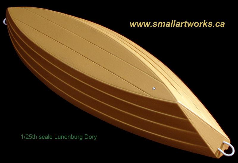 Lunenburg Dory Model